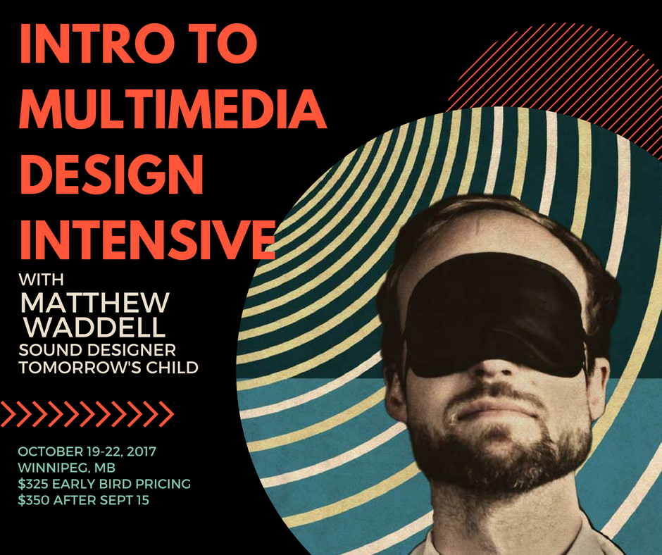Intro to Multimedia design intensive