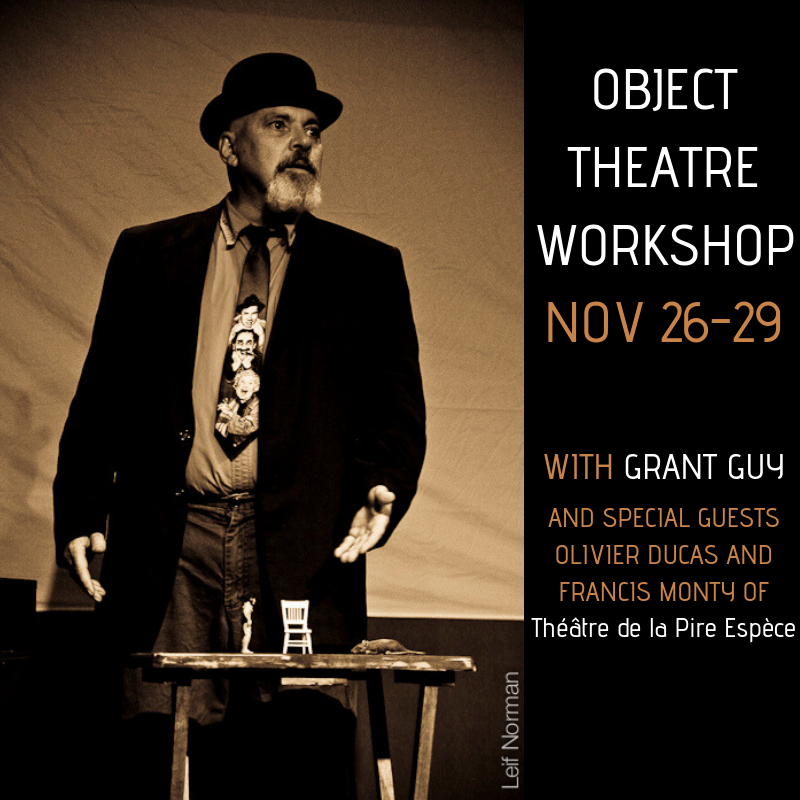 Object Theatre Workshop