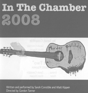 Program- In the Chamber 2008- Murder Ballads & Triple Truth_Page_1