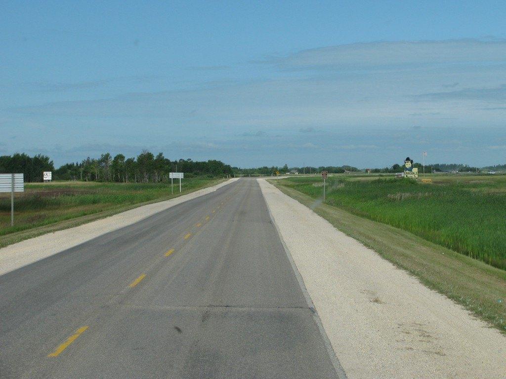Eriksdale road
