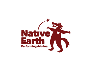 Native Earth Logo - transparent Colour