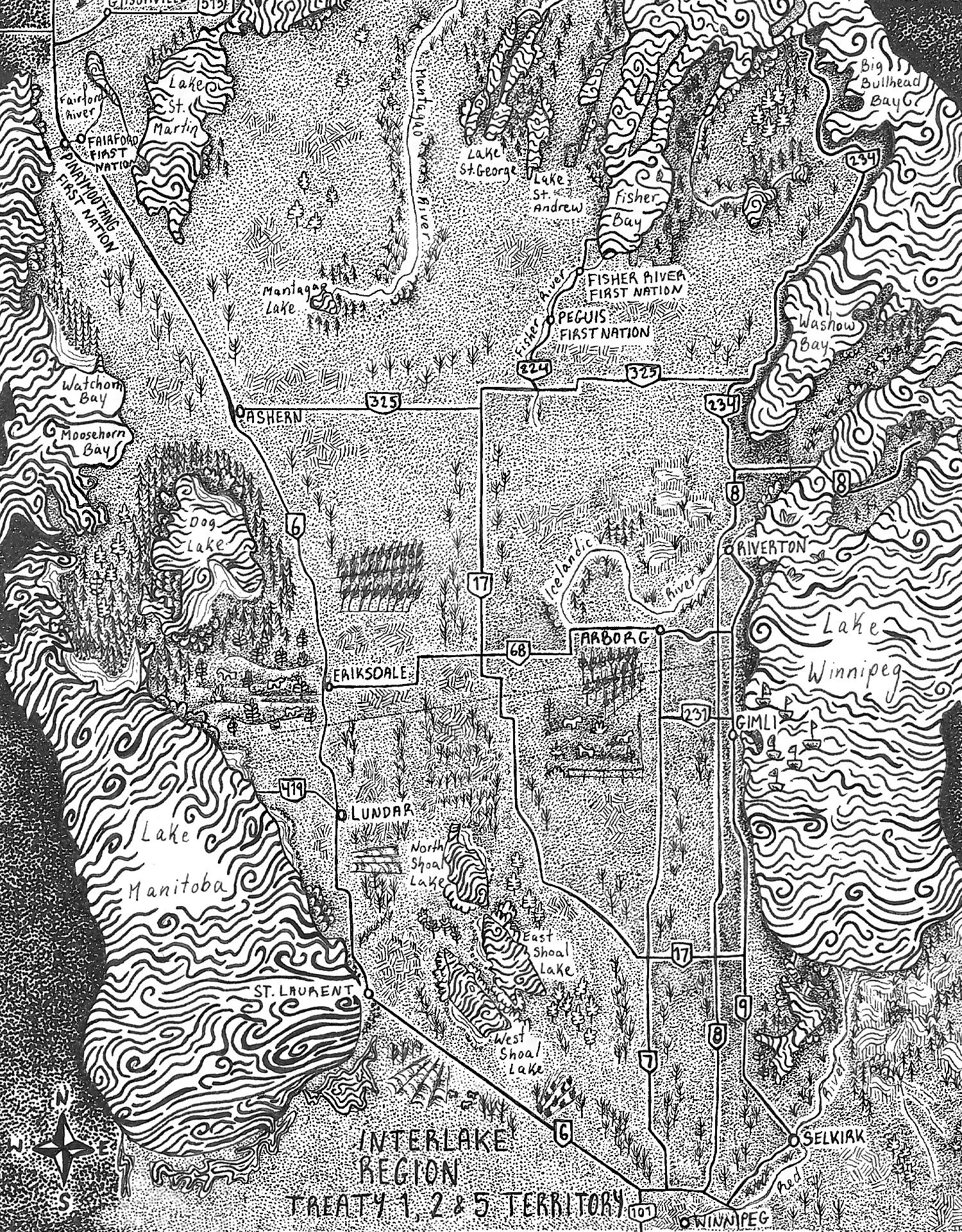 CHAUTAUQUA: THE INTERLAKE TRAIL